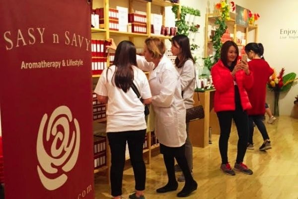 Apothecary showroom - Beauty skincare group