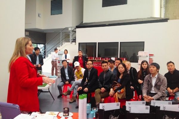 Cosmetic China - Corporate Group Tour 2014